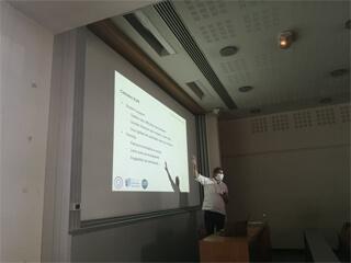 Lancement de la nouvelle EUR Mathématiques et Informatique à l'Institut Galilée