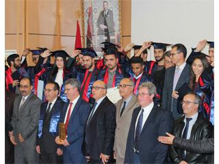 Institut Galilée et Faculté des Sciences Dhar El Mahraz : première remise de diplômes