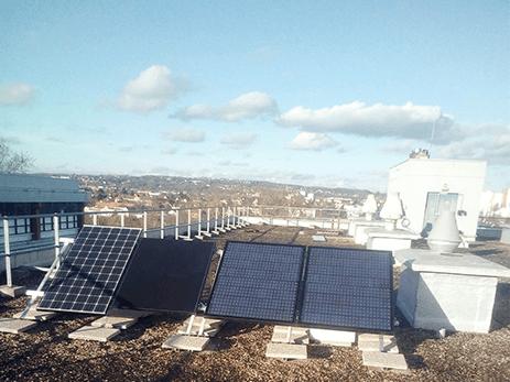 Sup Galilée : des cours de pointe en énergie solaire