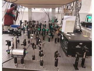 L'équipe Spectroscopie Atomique aux interfaces du LPL reçoit un financement ANR