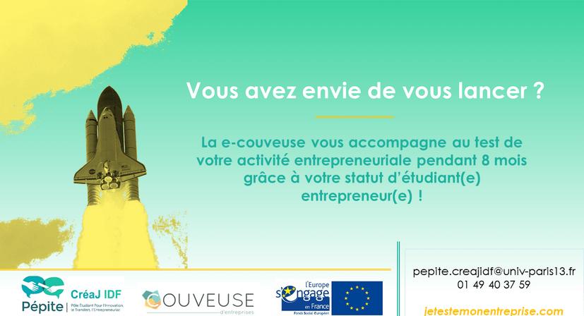 Etudiants-entrepreneurs: tester votre projet d'entreprise!