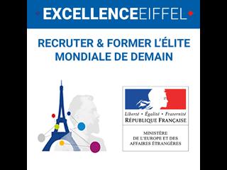 Campagne de bourses Eiffel 2020