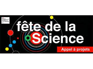 Fête de la science 2021: appel à projet ouvert