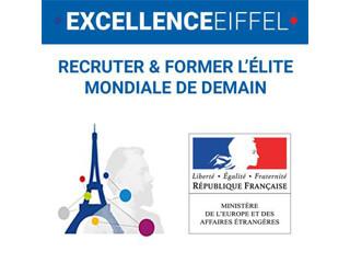 Bourses d'excellence Eiffel 2020-2021
