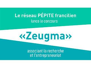 Participez au concours « Zeugma » associant la recherche et l'entrepreneuriat (Réseau Pépite)