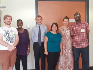 Création d'un double diplôme USPN-INPHB en Côte d'Ivoire (projet MAESTRO)