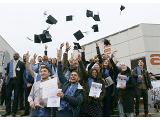 Cérémonie de remise des diplômes Licence et Master