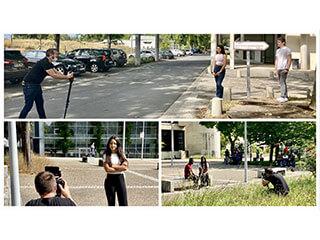 Tournage vidéo Geipi-Polytech