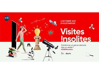 Visites Insolites du CNRS: découvrez le LSPM